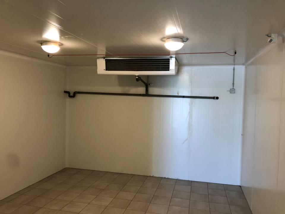 Hűtőkamra Sonandson Hűtéstechnika