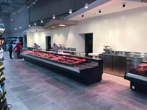 Hús kiszolgálópult DANAOS Sonandson Hűtéstechnika
